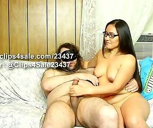 Nude Interview With Handjob..