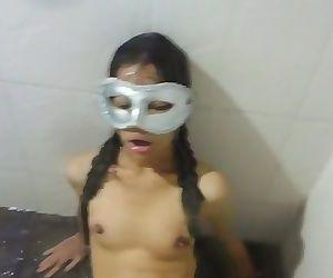 Thai student get hard big..