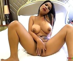 Big titty Asian hooker takes..