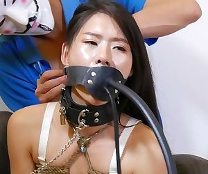 inflatable gag only: asian..