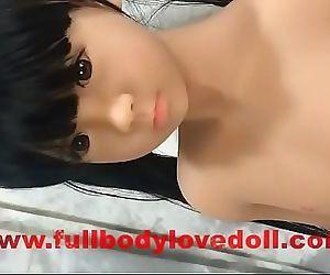 Asian Tan color skin teen..