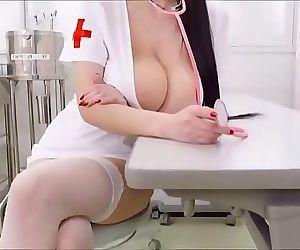 Nurse Hitomi Tanaka plays..