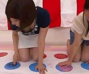 Japanese panty show..