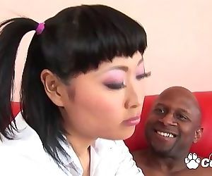 Asian Teen Yuki Mori Seduces..